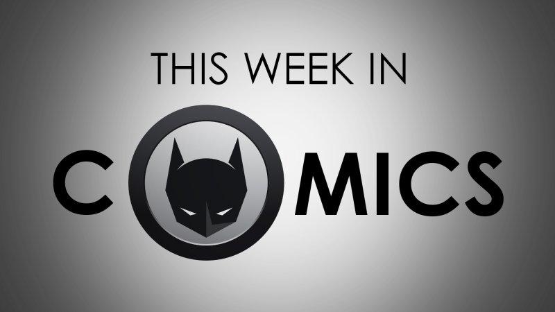 This Week in Comics: Jingle bells, Batman smells