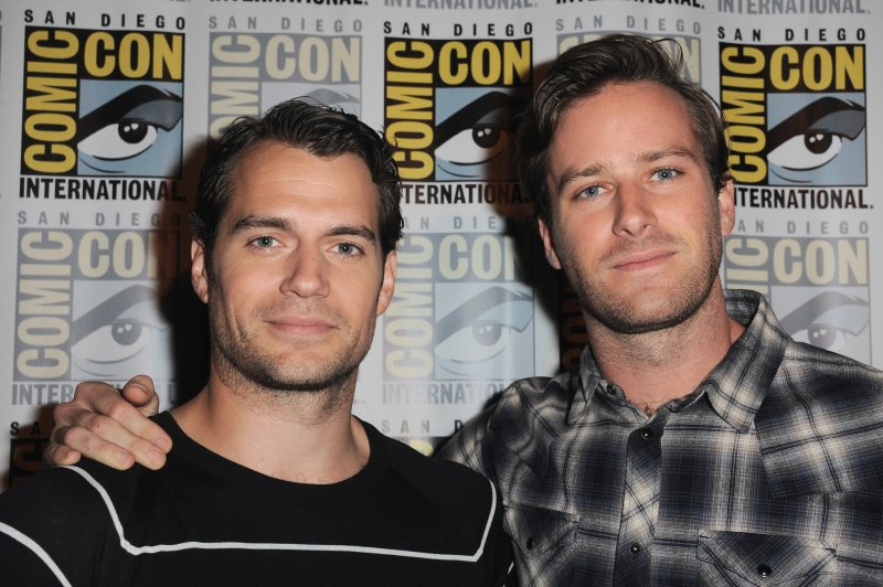 Has Armie Hammer been cast in 'The Batman' or another DC Comics movie?