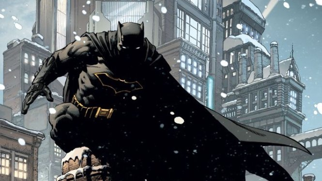 Art by David Finch and Brad Anderson