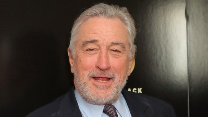 Robert De Niro's '...