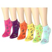 12-Pack-Womens-Ankle-Socks-Assorted-Colors-Size-9-11-0