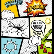 Blank-Comic-Book-For-Kids-Create-Your-Own-Comics-With-This-Comic-Book-Journal-Notebook-Over-100-Pages-Large-Big-85-x-11-Cartoon-Comic-Book-With-Lots-of-Templates-Blank-Comic-Books-Volume-7-0