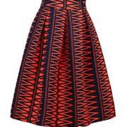 Dasbayla-Womens-High-Waist-Print-Floral-Pleated-Skirt-Midi-Skater-Skirt-one-Size-0