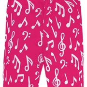 Girls-Pajamas-Children-Bee-Sing-Music-Sleepwear-Short-Sets-0-1