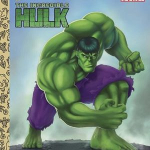 The-Incredible-Hulk-Marvel-Incredible-Hulk-Little-Golden-Book-0