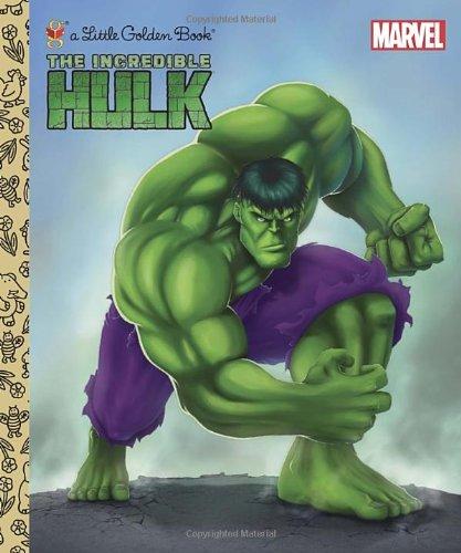 The-Incredible-Hulk-Marvel-Incredible-Hulk-Little-Golden-Book-0